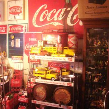 Upgraded Coca-Cola room - Coca-Cola