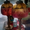 Matching Pair Painted Lamps??????