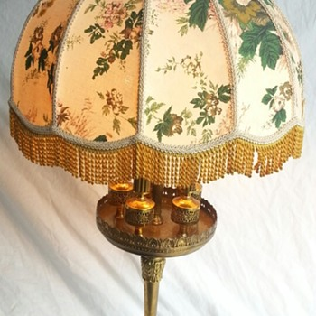 ?? Ever seen this kind of lamp before ??