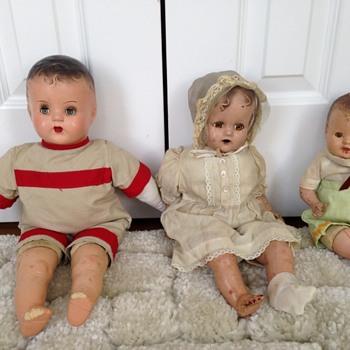 Antique Dolls - HELP - Dolls