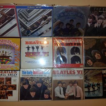 Beatles Albums - Music Memorabilia