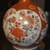 Huge Kutani Vase