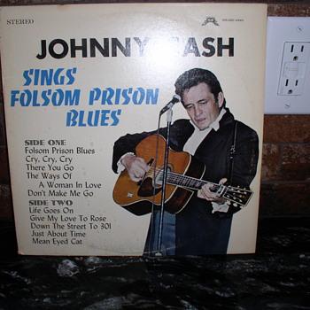 Folsom Prison Blues - Records