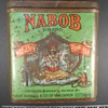 NABOB Tea Tin Ca. 1900