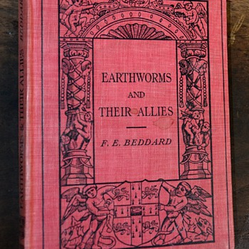 Earthworms and Their Allies - Cambridge University Press 1912 - Books