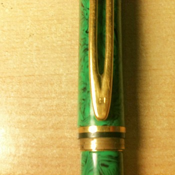 my waterman pen