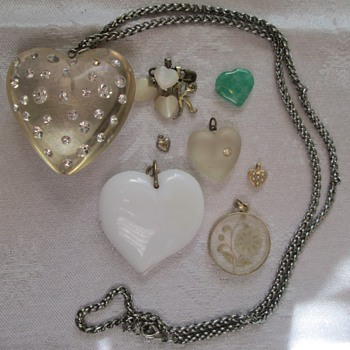 Love the one you're with  :) - Costume Jewelry
