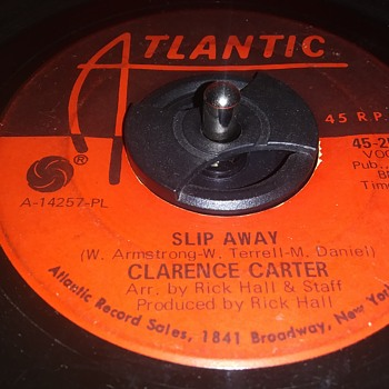 45 RPM SINGLE....#137 - Records