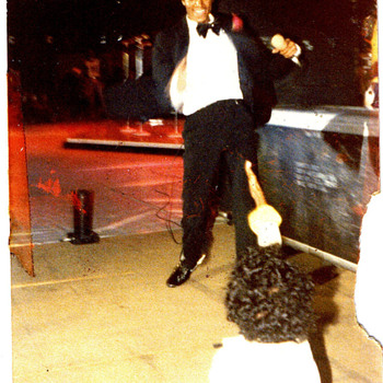 Michael Jackson LIVE 1979 Off the Wall Performance Photo - Music Memorabilia