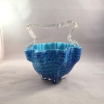 Bohemian Art Glass or Fenton - Art Glass