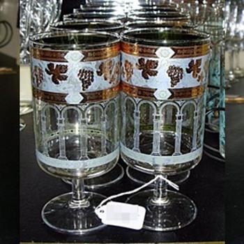 VINTAGE GLASSWARE - Glassware