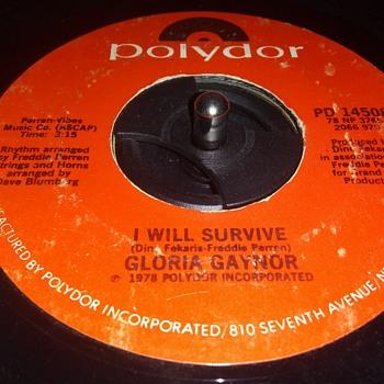 45 RPM SINGLE....#147 - Records