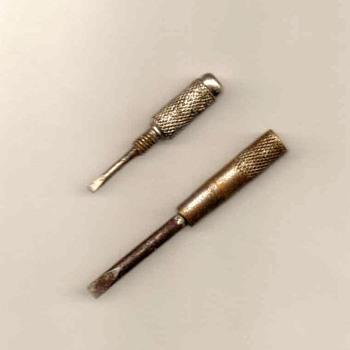 "Mini ""Nesting"" Screwdrivers - Tools and Hardware"