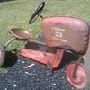 1950's BMC Pedal Tractor