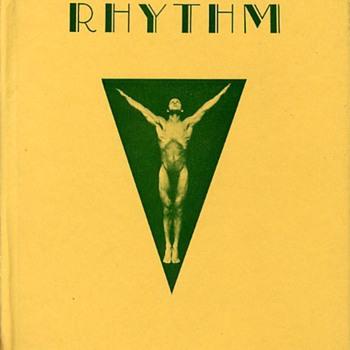 """Rhythm by Anthony """"Tony"""" Sansone, 1935 - Books"""