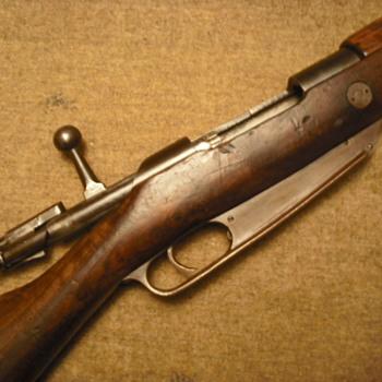 Chinese Hanyang 88 Rifle - Military and Wartime