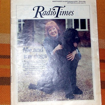1976-bbc-tv/radio programmes guide-weekly issue-'radio times'.
