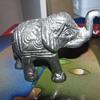 Metal Indian elephant