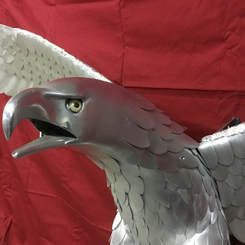 Aluminum American Bald Eagle  - Animals