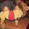 Large Steiff Standing Camel