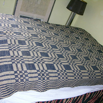 Coverlets - Rugs and Textiles