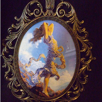 Maxfield Parrish Exstacy. - Posters and Prints