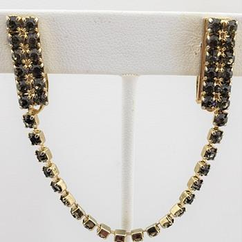 Sweater Cardigan Clips - Costume Jewelry