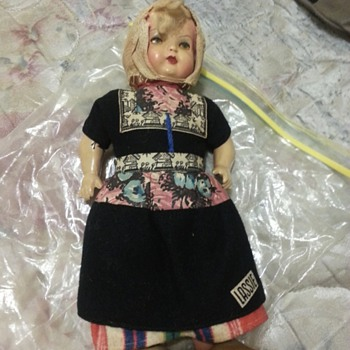 looking for info. on this doll