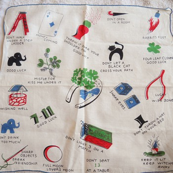 Superstition Handkerchief