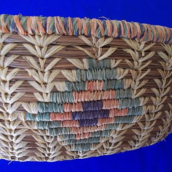 Is this a Navajo Basket? - Furniture