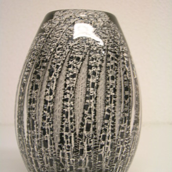 Floris Meydam serica nr 83 For the Leerdam Glass Factory - Art Glass