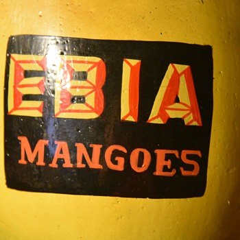 EBIA Mangoes - Large Fruit Bank - Asian