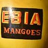 EBIA Mangoes - Large Fruit Bank