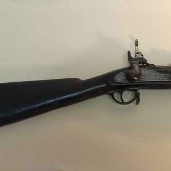 Amoskeag Rifle -interesting history - Military and Wartime