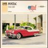 Vintage Car Card - Pontiac Star Chief