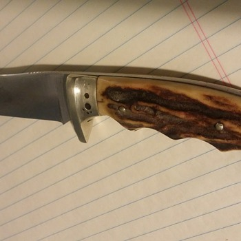 Wondering if someone can help me identify this knife? - Tools and Hardware