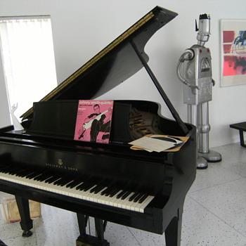 Steinway & Sons Piano - Music Memorabilia