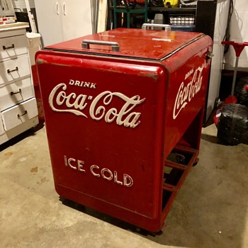 New purchase, need a little help - Coca-Cola
