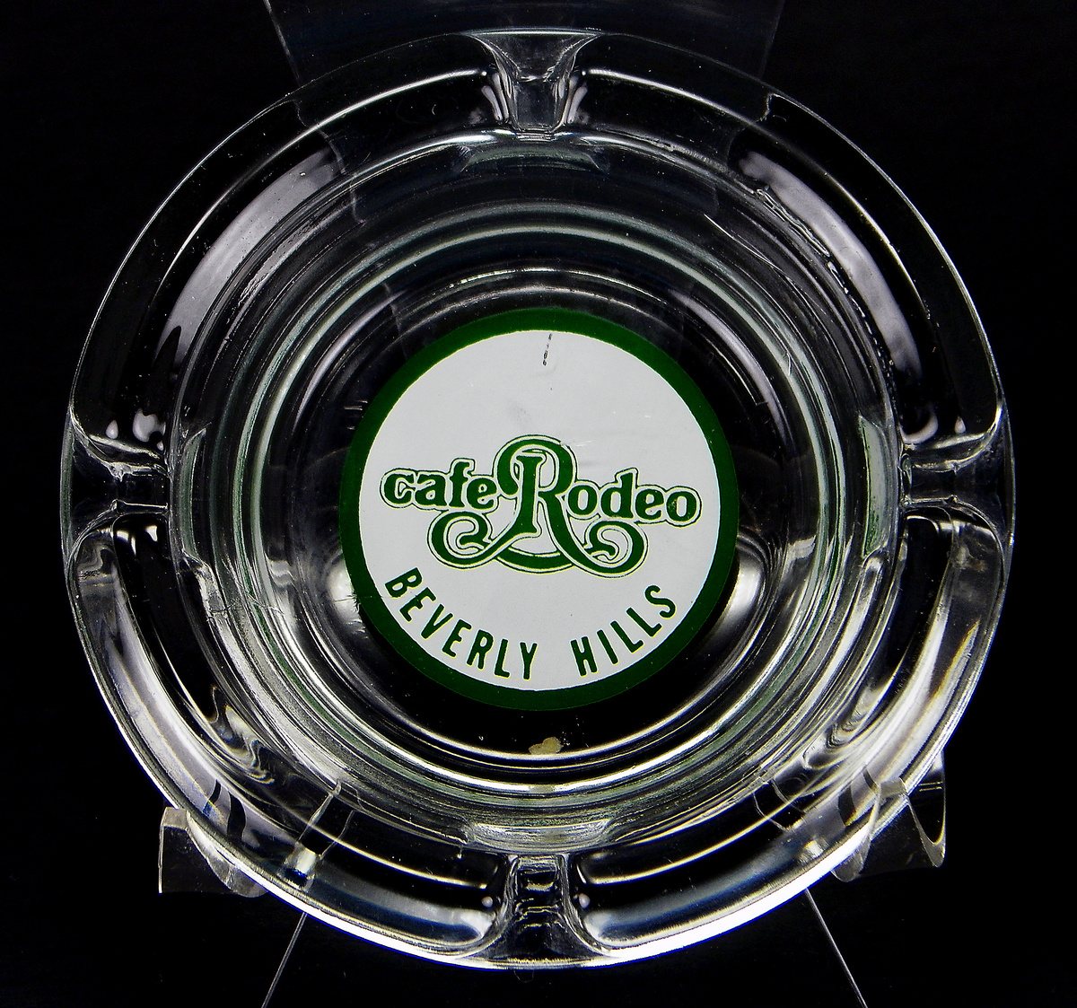 Rodeo Cafe Beverly Hills Ashtray Collectors Weekly
