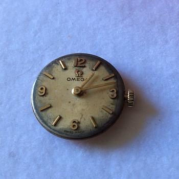 Old watch  - Wristwatches