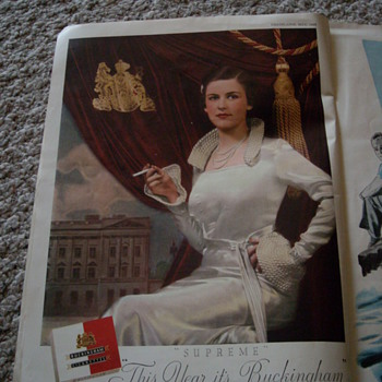 Advertisements from 1937 Chatelaine Royals Edition - Advertising