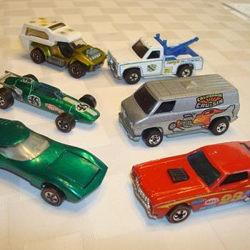 Redline Hot Wheels - Model Cars