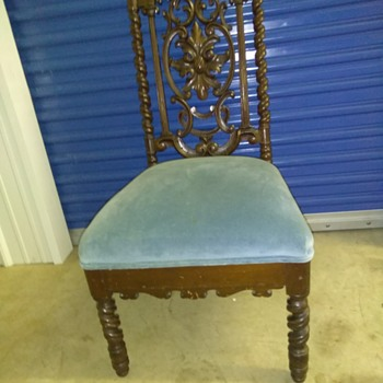 My favorite antique chair