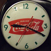 Swihart Fishtail 1950's clock