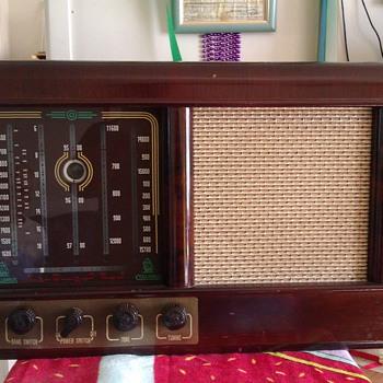 My neighbours hoard - Radios