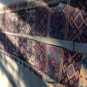 Kilim from Anatolia