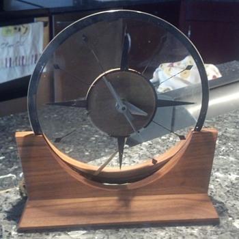 a vintage gilbert gift clock