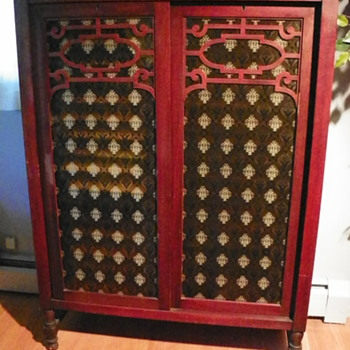 "Udell Works ""Sheet Music Cabinet"""