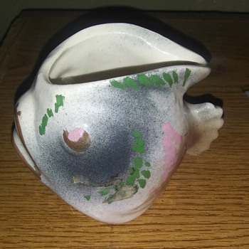Breaking news! Rare McCoy piece just found! - Pottery