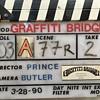 Movie slate from Graffiti Bridge